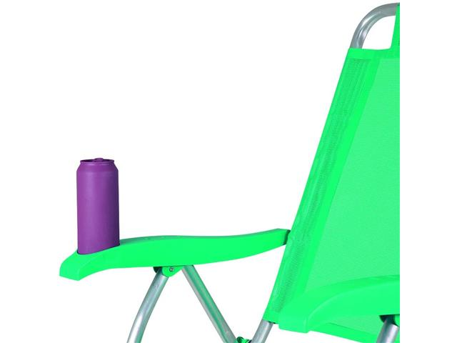 Cadeira Reclinável Mor Boreal Anis - 4