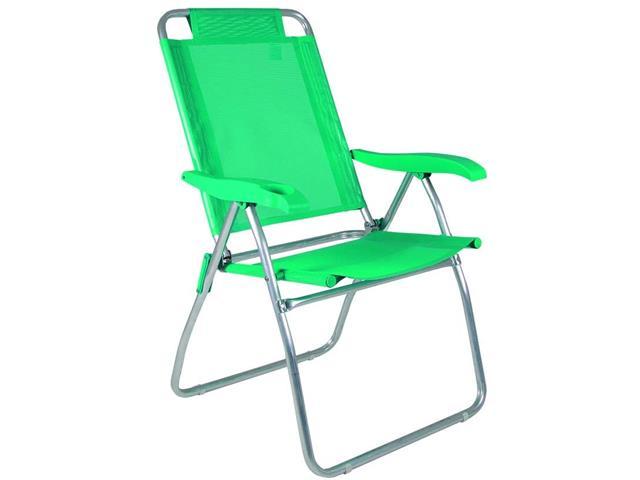Cadeira Reclinável Mor Boreal Anis