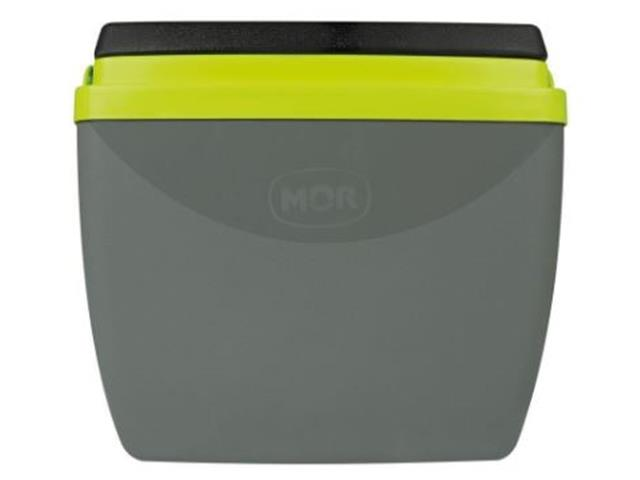 Caixa Térmica Mor 18 Litros Cinza com Verde - 2