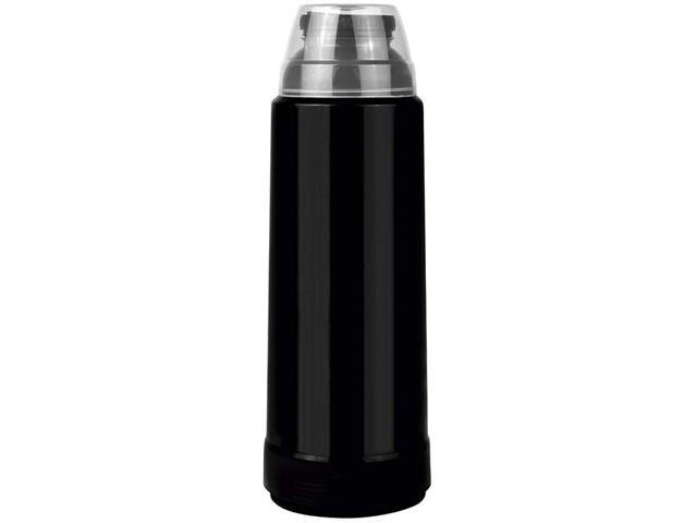 Garrafa Térmica Mor Use Farroupilha Preta 1 Litro - 2