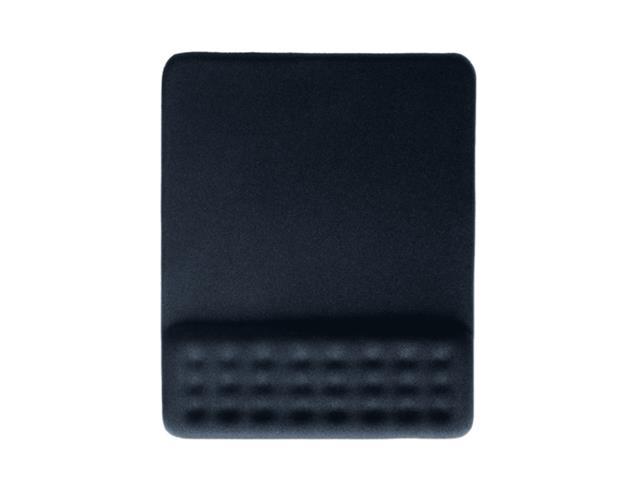 Mouse Pad Multilaser Dot AC365 com Apoio de Pulso Gel Preto - 2