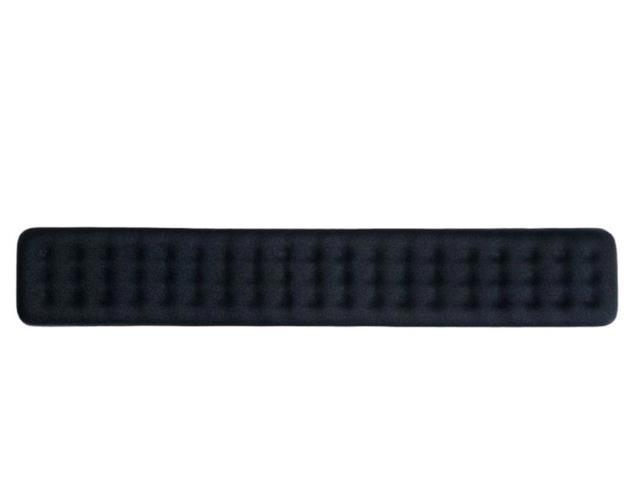 Apoio de Pulso Multilaser Dot AC366 para Teclado Preto