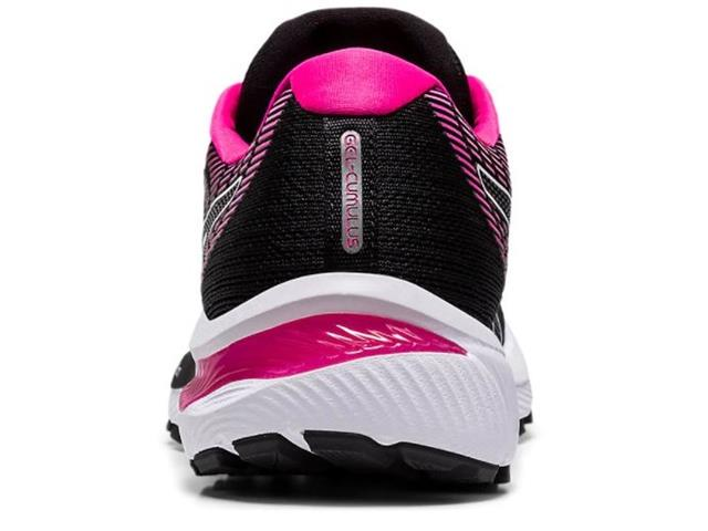 Tênis Asics Gel-Cumulus 22 Black/Pink Glo Fem Tam 34 - 3
