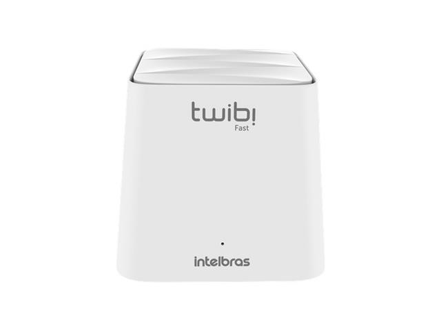 Roteador Twibi Fast Intelbras Branco