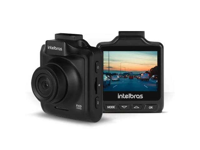 Câmera Veicular Full HD Intelbras DC 3101 Preta