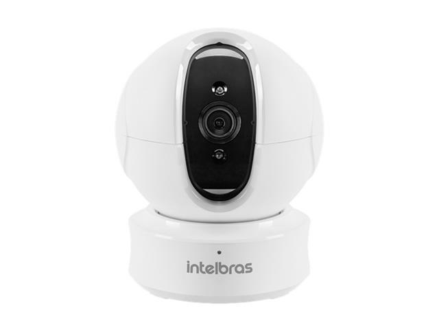 Câmera de Segurança Intelbras Wi-fi iC4 Branca