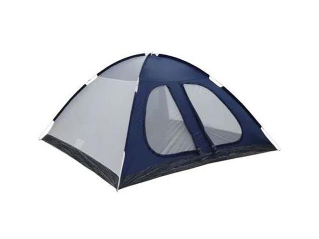 Barraca de Camping Nautika Dome para até 8 Pessoas