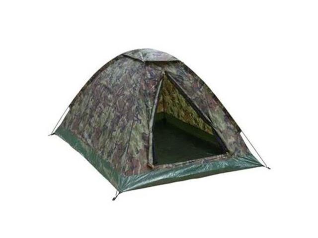 Barraca de Camping Nautika Kongo Camuflada para até 3 Pessoas