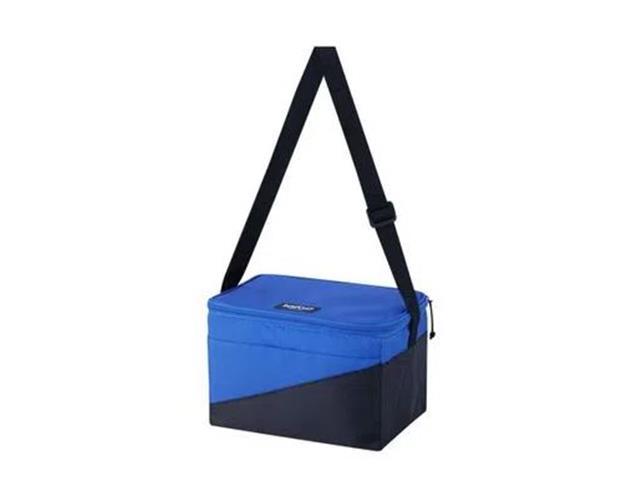 Bolsa Térmica Igloo Tech Soft Azul e Preto 5 Litros - 2