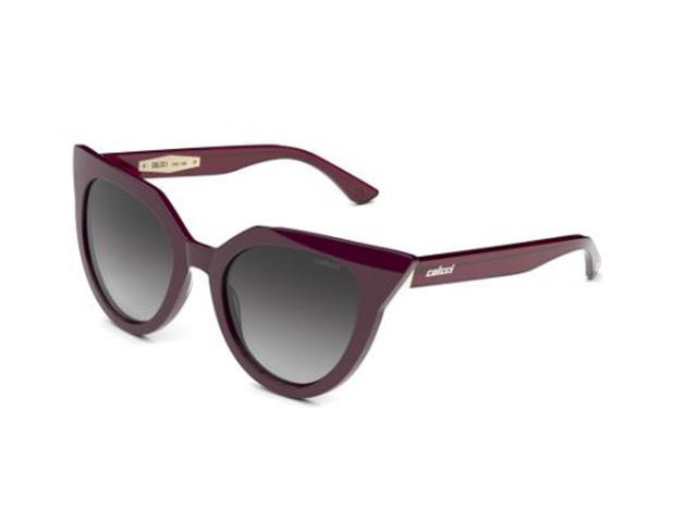 Óculos de Sol Colcci C0158 Roxo Lente Cinza Degradê