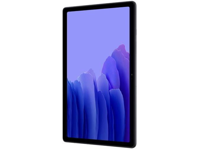 "Tablet Samsung Galaxy Tab A7 Wi-Fi 10.4"" 64GB 3GB RAM 8+5MP Grafite - 5"