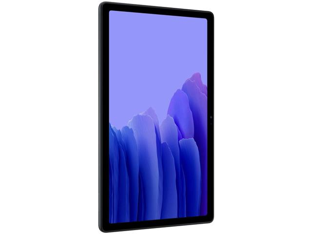"Tablet Samsung Galaxy Tab A7 Wi-Fi 10.4"" 64GB 3GB RAM 8+5MP Grafite - 7"