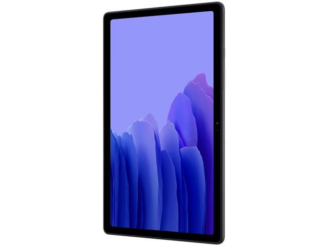 """Tablet Samsung T505 A7 64GB, 3GB RAM, Tela de 10.4"""", Câmera Traseira 8MP, Câmera Frontal de 5MP, 4G e Android - Grafite - 5"""