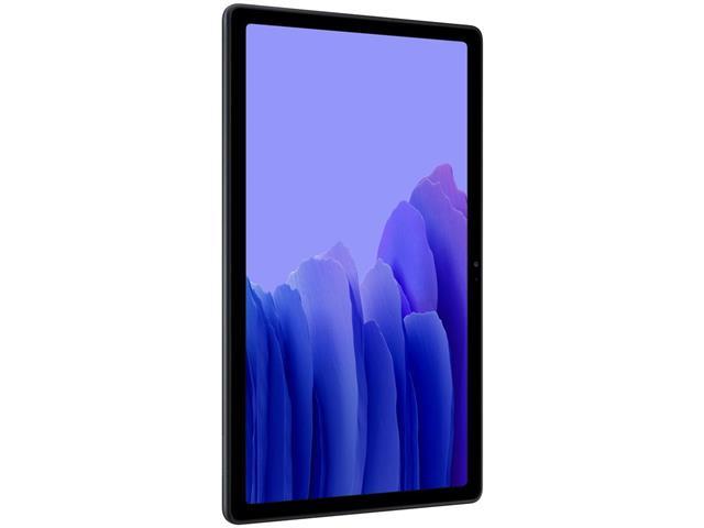 """Tablet Samsung T505 A7 64GB, 3GB RAM, Tela de 10.4"""", Câmera Traseira 8MP, Câmera Frontal de 5MP, 4G e Android - Grafite - 7"""