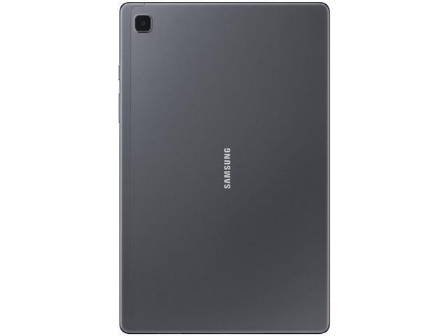 """Tablet Samsung T505 A7 64GB, 3GB RAM, Tela de 10.4"""", Câmera Traseira 8MP, Câmera Frontal de 5MP, 4G e Android - Grafite - 8"""