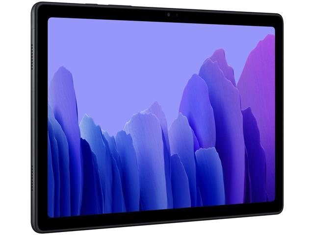 """Tablet Samsung T505 A7 64GB, 3GB RAM, Tela de 10.4"""", Câmera Traseira 8MP, Câmera Frontal de 5MP, 4G e Android - Grafite - 3"""