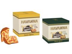 Combo Havanna Panettone Pan Dulce Genovês + Panettone Doce de Leite