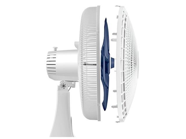 Ventilador de Mesa Mondial Maxi Power Branco 6 Pás 40CM 110V - 2