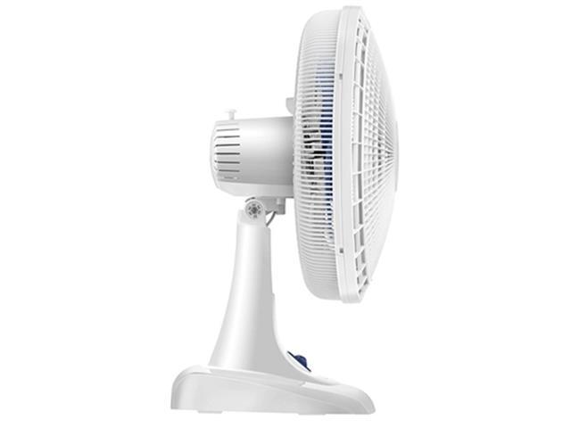 Ventilador de Mesa Mondial Maxi Power Branco 6 Pás 40CM 110V - 3