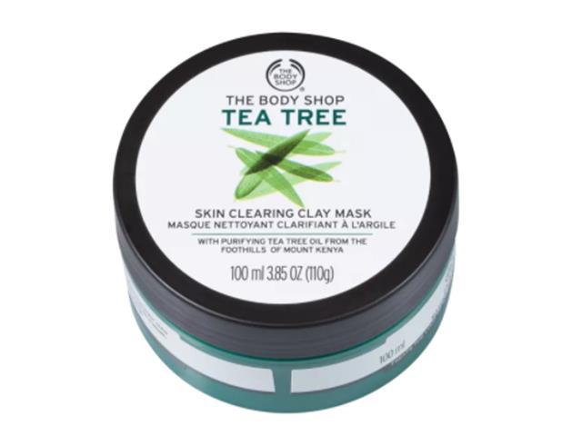 Máscara Facial The Body Shop Tea Tree 100Ml
