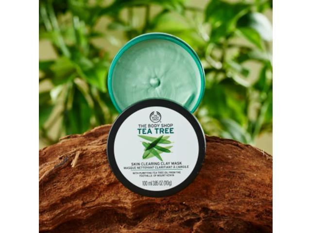 Máscara Facial The Body Shop Tea Tree 100Ml - 2