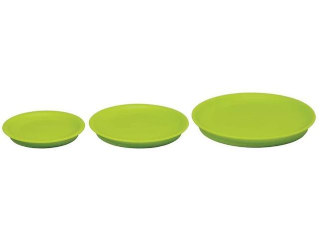 Conjunto Chef´N 3 Tampas Verdes