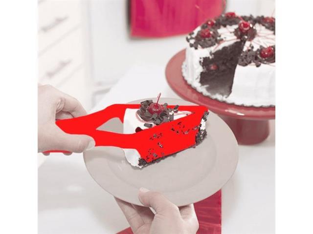 Pá para Bolos e Tortas Prana Vermelha - 2
