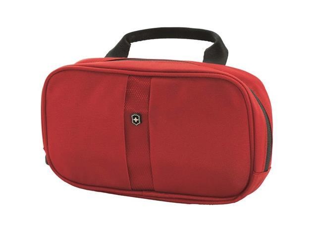 Necessaire Victorinox TA 4.0 Overnight Essentials Nylon Vermelha