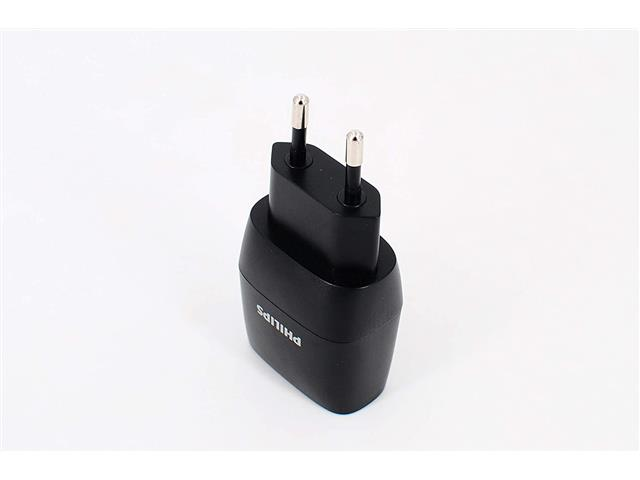 Kit Philips Carregador Super Rápido Qc3.0 + Cabo Micro USB - 1