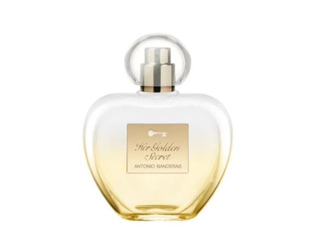 Perfume Antonio Banderas Her Golden Secret Eau de Toilette Fem 50ML - 1