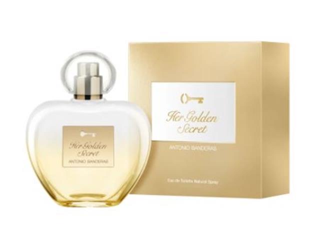 Perfume Antonio Banderas Her Golden Secret Eau de Toilette Fem 50ML