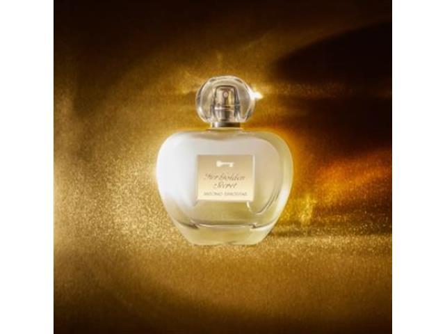 Perfume Antonio Banderas Her Golden Secret Eau de Toilette Fem 50ML - 2