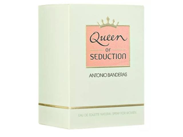 Perfume Antonio Banderas Queen of Seduction Eau de Toilette Fem 50ML - 1