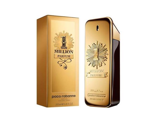 Perfume Paco Rabanne 1 Million Parfum Eau De Parfum Masculino 200ML