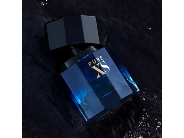Perfume Paco Rabanne Pure XS Eau De Toilette Masculino 150ML - 3