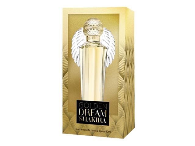 Perfume Shakira Golden Dream Feminino Eau de Toilette 80ML - 3