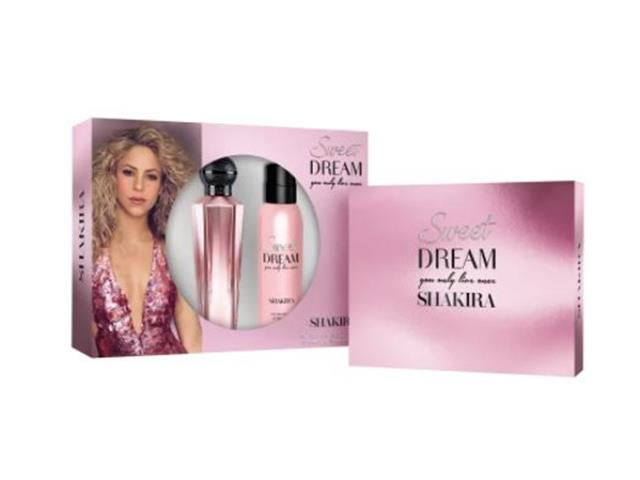 Kit Perfume Shakira Sweet Dream Feminino EDT + Desodorante Corporal