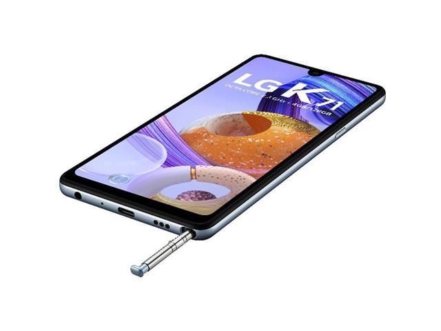 """Smartphone LG K71 Branco 128GB, Tela de 6.8"""", Câmera Traseira Tripla, Android 10, Inteligência Artificial e Processador Octa-Core - 3"""