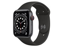Apple Watch Series 6 44mm GPS+Cellular Space Grey Black - 0