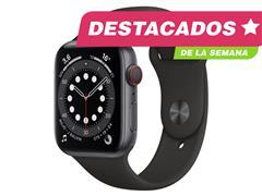 Apple Watch Series 6 44mm GPS+Cellular Space Grey Black