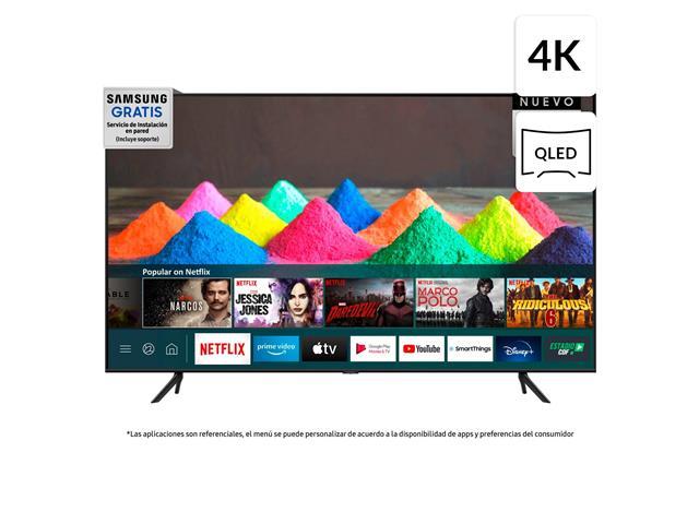 "QLED 50"" Q60T 4K UHD Smart TV 2020 - Samsung"