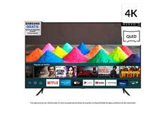 "QLED 50"" Q60T 4K UHD Smart TV 2020 - Samsung - 0"