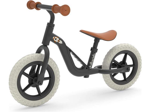 Bicicleta Aprendizaje Charlie Unisex Negra Chillafish