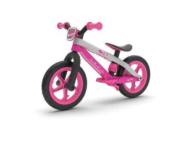 Bicicleta Aprendizaje Chillafish Bmxie 02 Rosado
