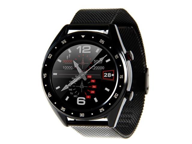 Reloj Smartwatch Lhotse RD9 Correa Metálica