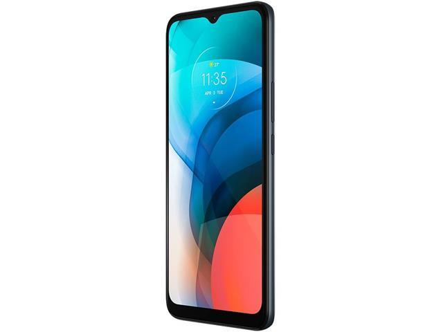 """Smartphone Motorola Moto E7 32GB Duos Tela 6.5"""" 4G Câm 48+2MP Cinza - 3"""