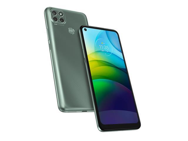 "Smartphone Motorola Moto G9 Power 128GB Duos 6.8""4G Câm 64+2+2MP Verde - 5"