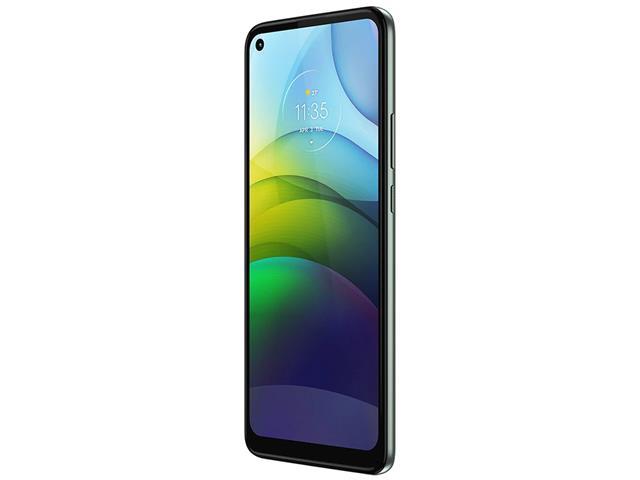 "Smartphone Motorola Moto G9 Power 128GB Duos 6.8""4G Câm 64+2+2MP Verde - 4"