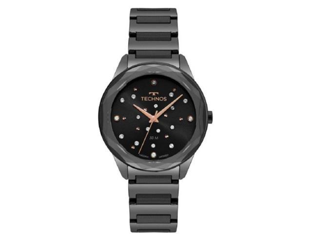 Relógio Technos Feminino Elegance Crystal 2036MKK/4P