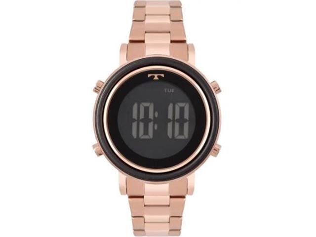 Relógio Feminino Digital Technos Fashion Rosé BJ3059AD/4P